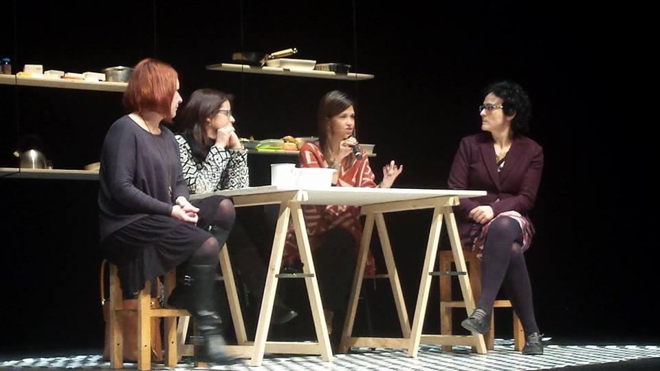 debate teatro